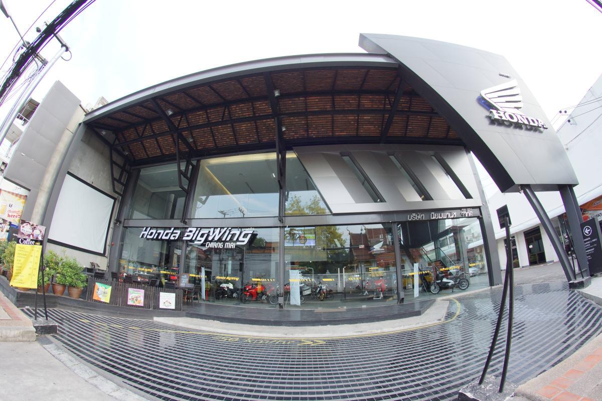 Honda BigWing Chiang Mai Branch