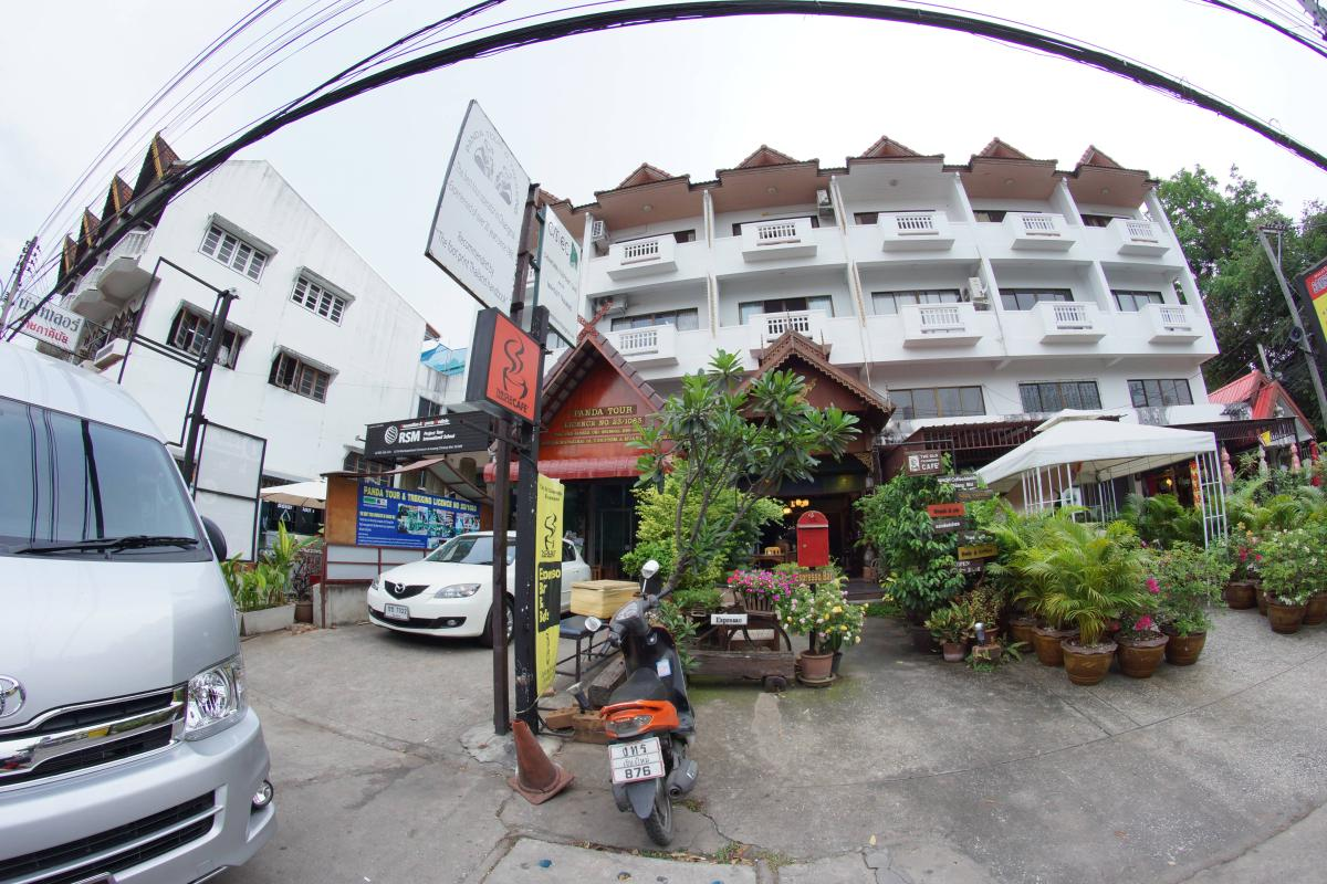 The Old Chiangmai Cafe