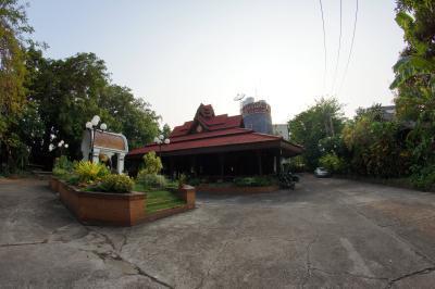 Chang Puak Hotel ช้างผือก