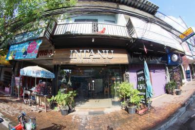 Intanu Chiang Mai Khon Masks