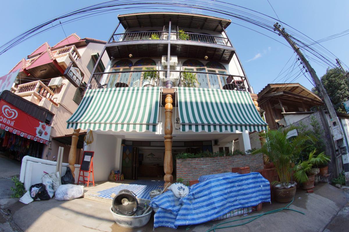 Come Chiangmai Lanna Boutique House In Chiang Mai
