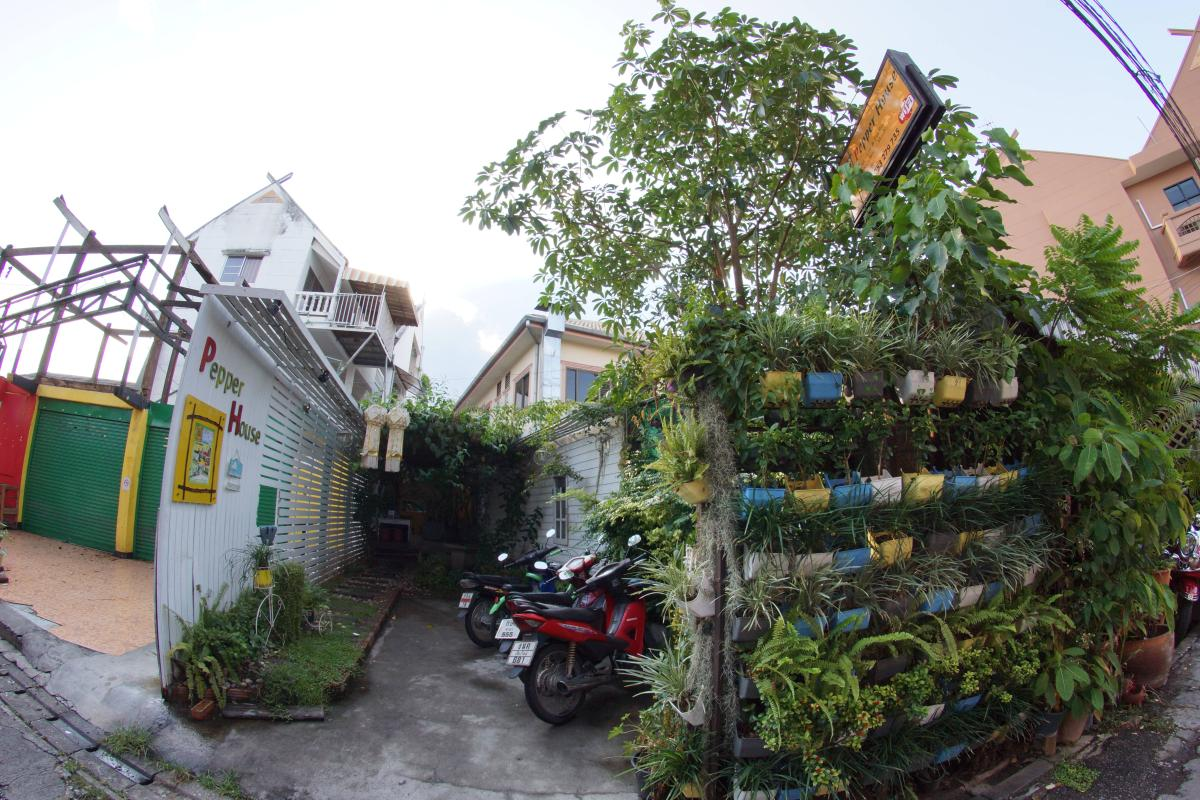 Pepper House