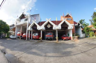 Chiang Mai Gate Fire Brigade