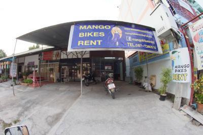 Mango Bikes Rent