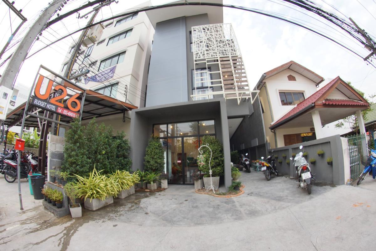 U26 Budget Hotel