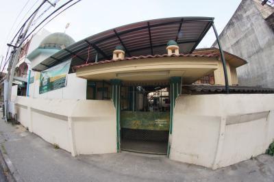 Chang Puak Mosque