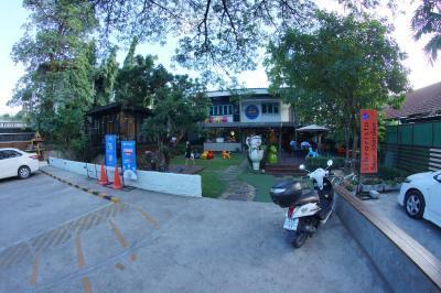 Librarista Beer Garden