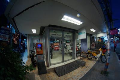 Vespa Chiang Mai