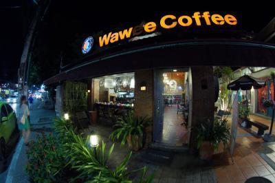 Wawee Coffee Nimman