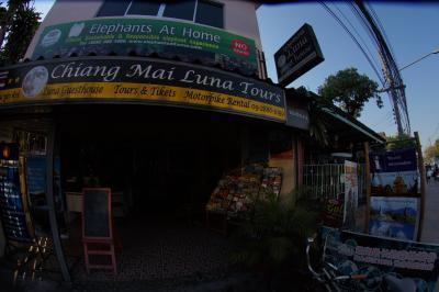 Chiang Mai Luna Tours