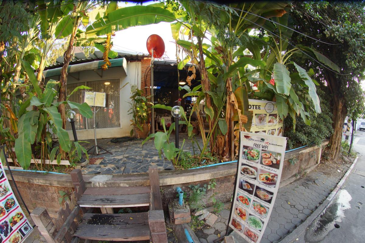 Coffee Corner Kitchen