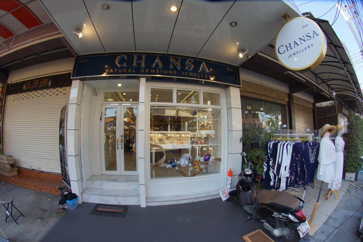 Chansa Natural Gemstone Jewellery